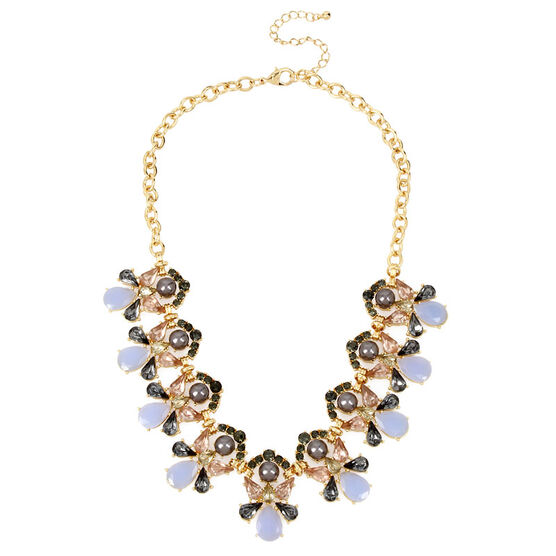 Haskell Frontal Necklace - Multi