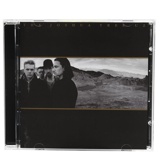 U2 - Joshua Tree: Remaster - CD