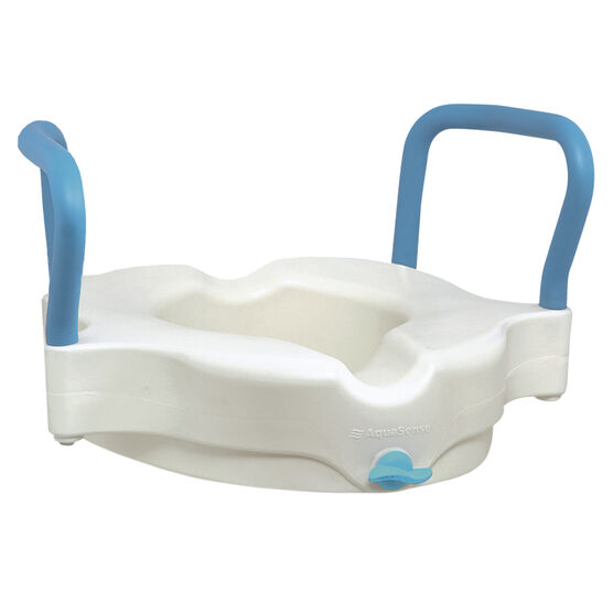 AquaSense 3-Way Raised Toilet Seat