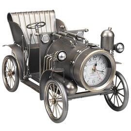 London Drugs Metal Classic Car Desk Clock - Antique