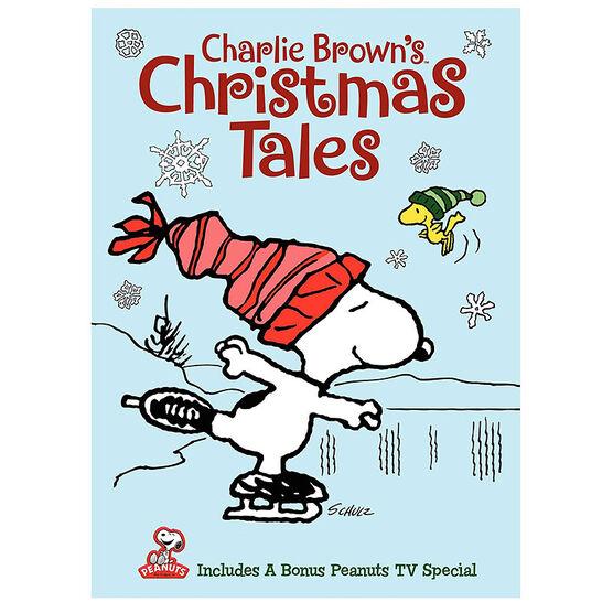 Charlie Brown's Christmas Tales - DVD