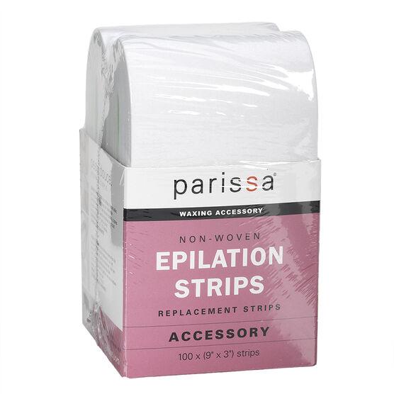 Parissa Epilation Replacement Strips - 100's
