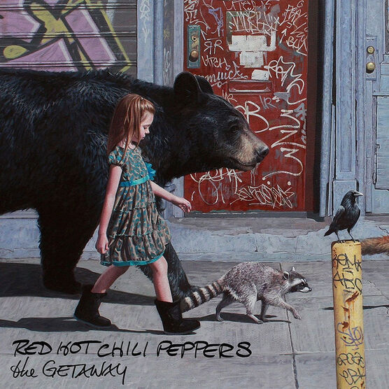 Red Hot Chili Peppers - The Getaway - 2 LP Vinyl