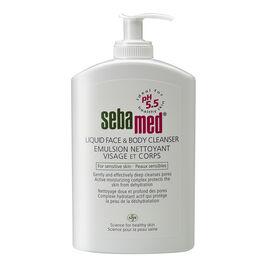 Sebamed Liquid Face and Body Cleanser - Sensitive Skin - 400ml