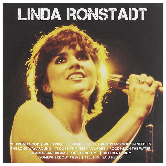 Linda Ronstadt - ICON - CD
