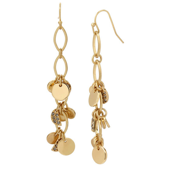 Kenneth Cole Shaky Earrings - Gold