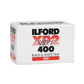 Ilford XP2 Super 400 Black & White 135-24