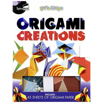 Spicebox Let's Make - Origami Creations