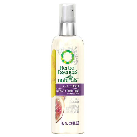 Herbal Essences Wild Naturals Rejuvenating Oil Elixir - 85ml