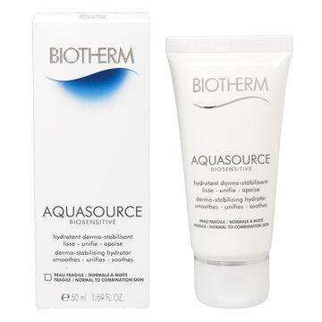 Biotherm Aquasource Biosensitive Moisturizer - Normal Skin - 50ml
