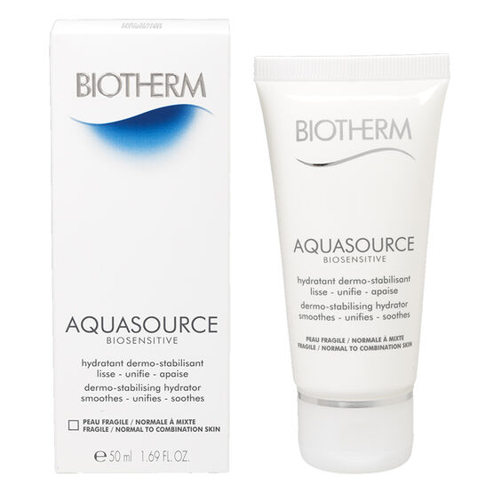 Biotherm Aquasource Biosensitive Moisturizer - Normal Skin - 50ml