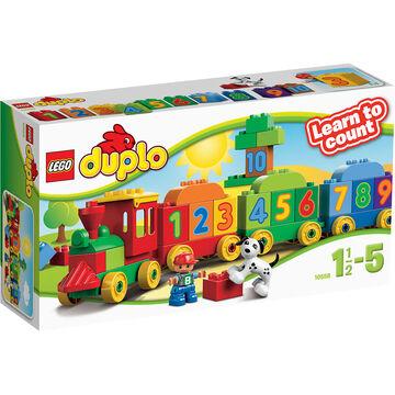 Lego Duplo - Number Train - 10558