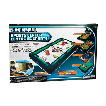 Franklin 5 in 1 Sports Center