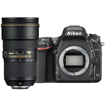 Nikon D750 with 24-70mm Lens