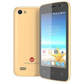 Maxwest Nitro 4 Smartphone - Gold