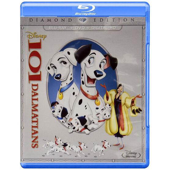 101 Dalmations (Diamond Edition) - Blu-ray Combo