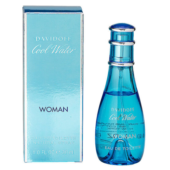 Davidoff Cool Water for Women Eau de Toilette Spray - 30ml