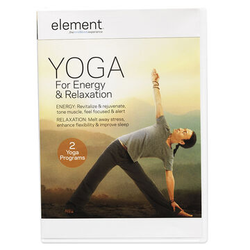 Element: Yoga For Energy & Relaxation - DVD