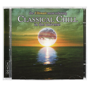 Various Artists - Ultimate Most Relaxing Classics - CD
