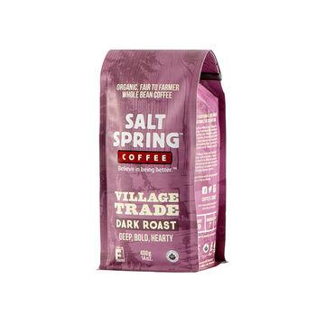 Salt Spring Organic Coffee - Village Trade - 400g