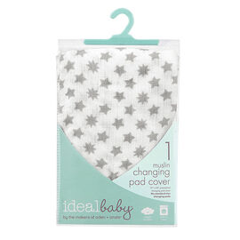Ideal Baby Change Pad Cover - Dover Star - IB855F