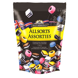 Waterbridge Allsorts - 400g