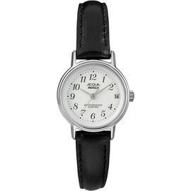 Timex Acqua Women's Quartz Analogue Watch - White/Black - A3C74170
