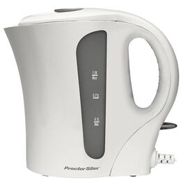Proctor Silex 1L Electric Kettle - White - K2080
