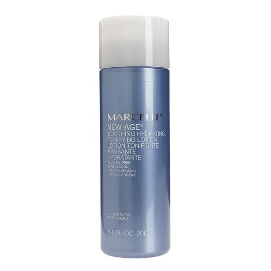 Marcelle New-Age Soothing Hydrating Tonifying Lotion - 200ml