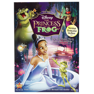 Princess And The Frog - DVD
