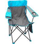 Coleman Excursion Quad Chair - Blue/Grey