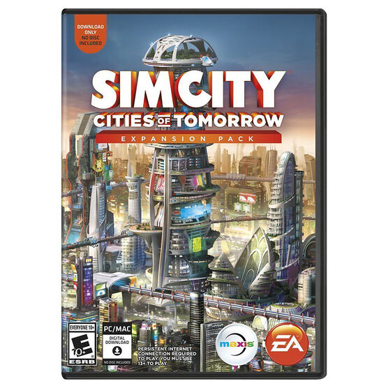Simcity: Cities of Tomorrow