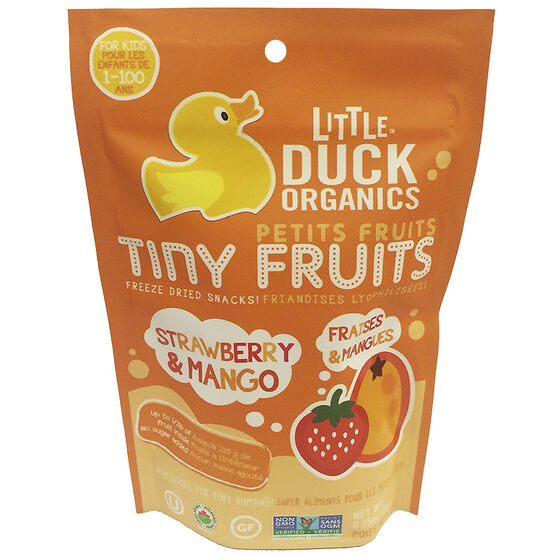 Little Duck Organics Tiny Fruits - 21g - Strawberry Mango