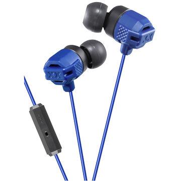 JVC XX In Ear Headphones - Blue - HAFR202A