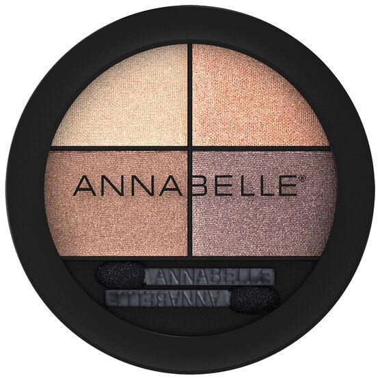 Annabelle Quad Eyeshadow - Chai Chai Chai