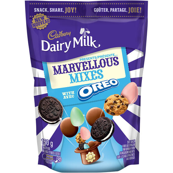 Cadbury Marvellous Mixes with Oreo - 150g