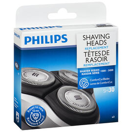 Philips 3000 Series Replacement Shaving Heads - SH30/53