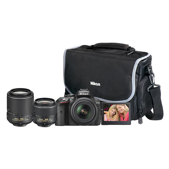 Nikon D5300 Holiday Bundle - 30561