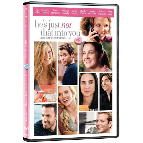 He's Just Not That Into You - DVD