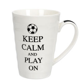 London Drugs Porcelain Mug - Keep Calm - 18oz