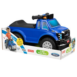 Fisher Price Ford F-250 Super Duty Ride On Truck