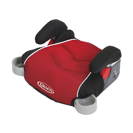 Graco No Back TurboBooster ® Car Seat  - Frenzy - Red/Black