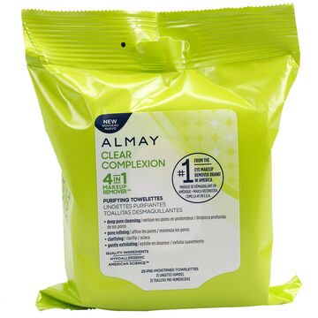 Almay Clear Complexion Towelette Makeup Remover