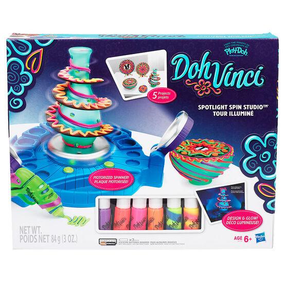 PlayDoh Doh Vinci - Spotlight Spin Studio
