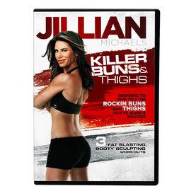 Jillian Michaels: Killer Buns & Thighs - DVD