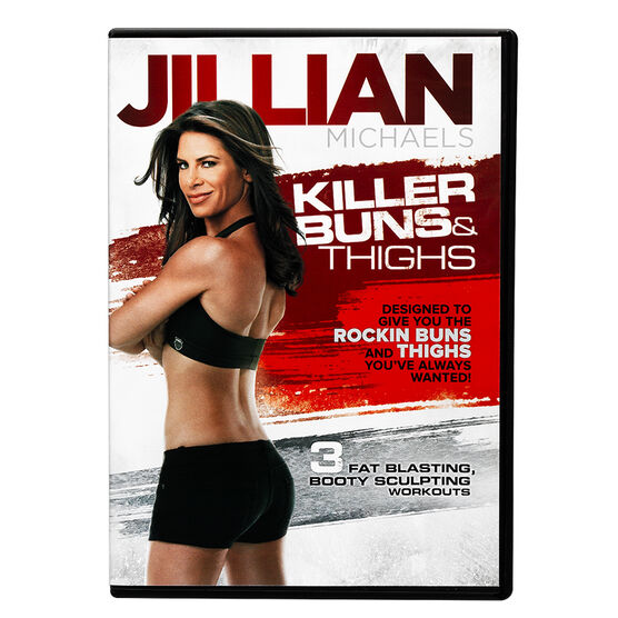 Jillian Michaels: Killer Buns & Thighs - DVD