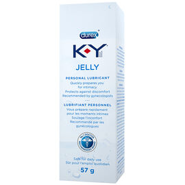 K-Y® Brand Jelly Personal Lubricant - 56g