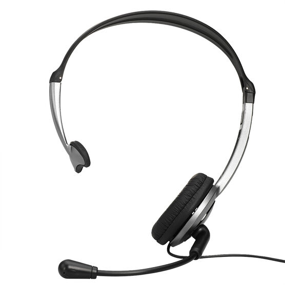 Panasonic Headset for Cordless Telephones - Silver - KXTCA430S
