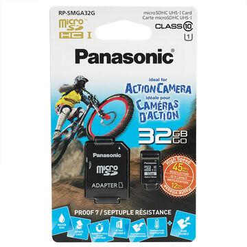 Panasonic Micro SD 32GB - RPSMGA32GAK