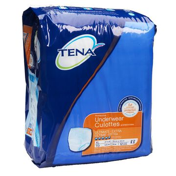 Tena Protective Underwear - Extra Large - 12's